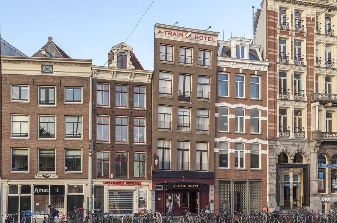 A-Train Hotel Amsterdam | Official Website